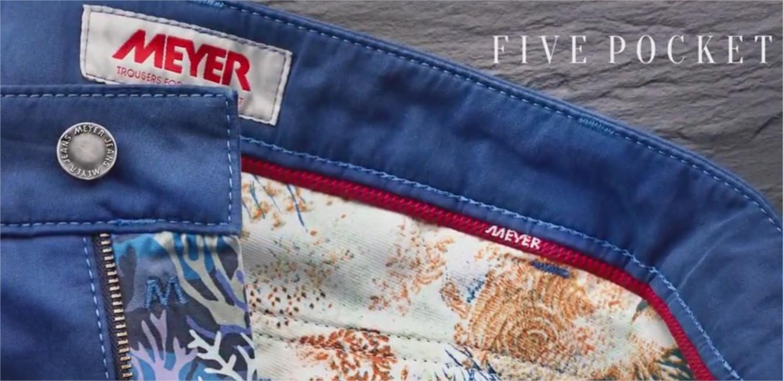 Pantalons Meyer pour aspect parfait